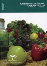 Cover of Alimentos ecológicos, calidad y salud