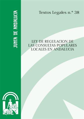 Cubierta texto legal nº 38