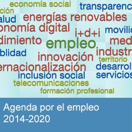 Agenda para el empleo 2014-2020