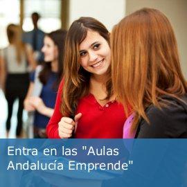 Aulas Andalucía Emprende