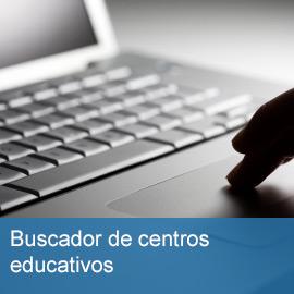 Buscador de centros educativos