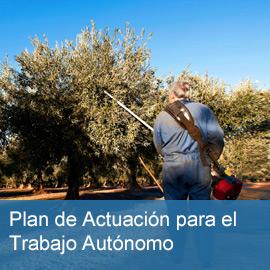 Plan de Actuación para el Trabajo Autónomo de Andalucía (Horizonte 2020)