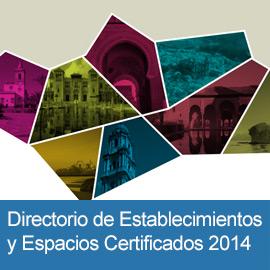 Directorio de establecimientos y espacios certificados