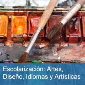 Enseñanzas profesionales de artes plásticas y diseño