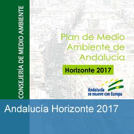 """Plan de Medio Ambiente de Andalucía """"Horizonte 2017"""""""