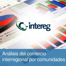 Análisis del comercio interregional por comunidades: C-Intereg