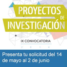 Proyecto de investigación Centro de Estudios Andaluces