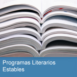Programas literarios estables