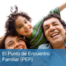 El Punto de Encuentro Familiar (PEF)