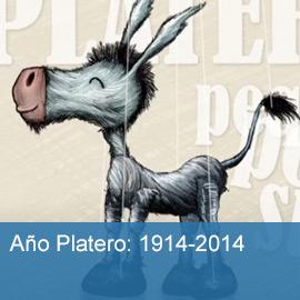 Año Platero: 1914-2014