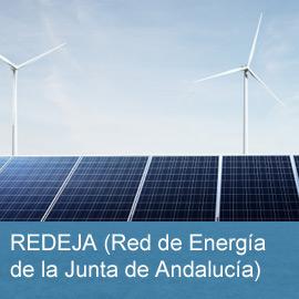 Red de Energía de la Junta de Andalucía (REDEJA)