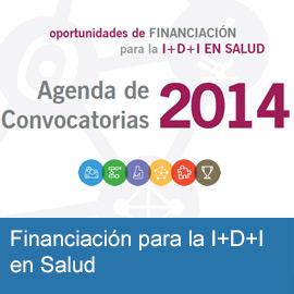 Oportunidades de Financiación para la I+D+i en Salud