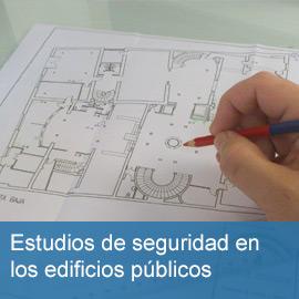 Estudios de seguridad en los edificios públicos