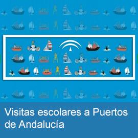 Visitas escolares a Puertos de Andalucia
