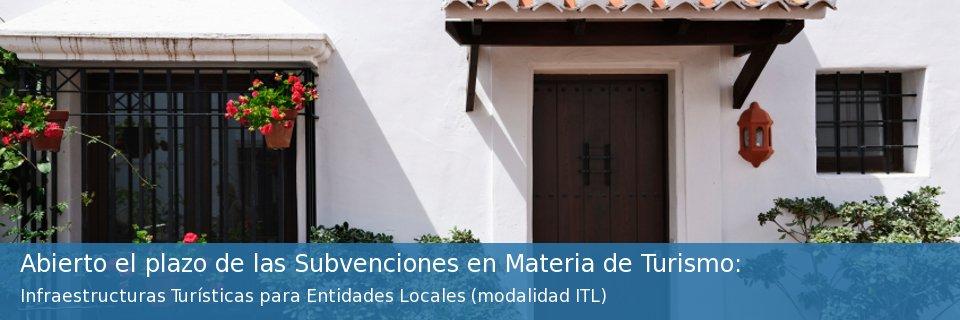 Ayudas turismo de la modalidad ITL