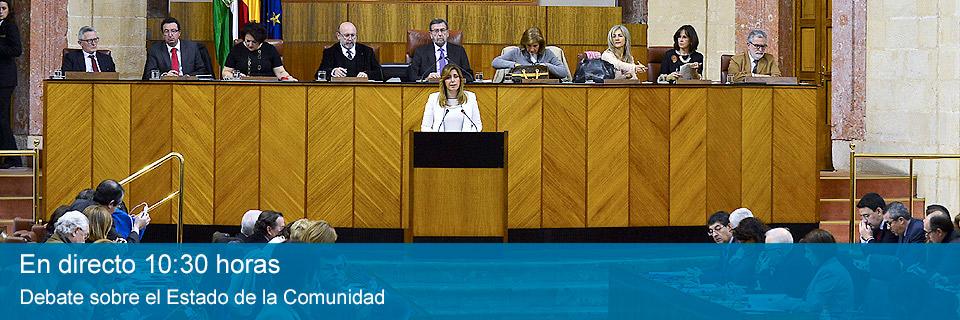 Debate Estado Comunidad 17:00
