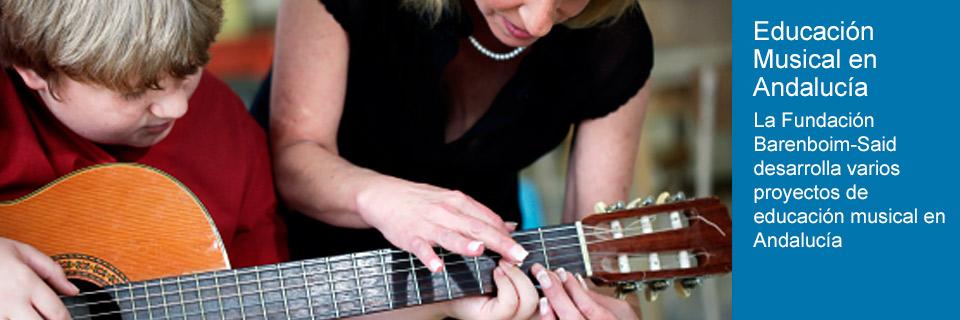 Educación Musical en Andalucía