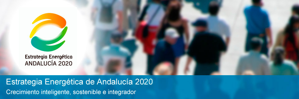 Estrategia Energética de Andalucía 2020