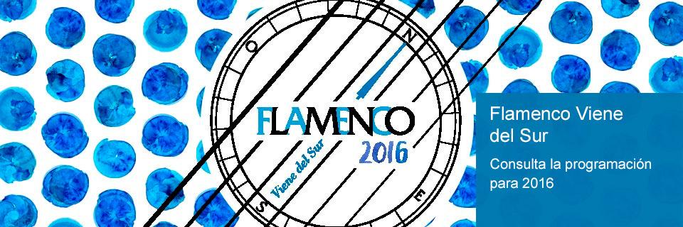 Flamenco viene del sur 2016