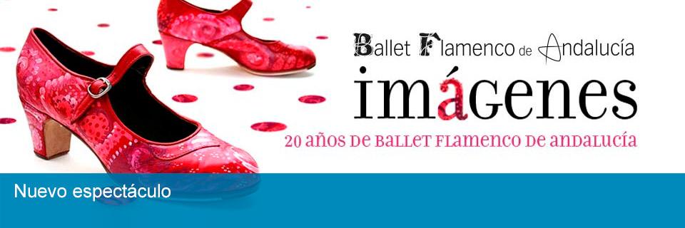 Imágenes 20 años de ballet flamenco en Andalucía