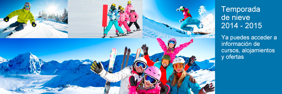 Temporada de nieve 2014 - 2015