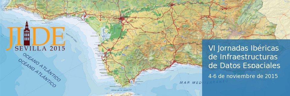 Jornadas Ibéricas de Infraestructuras de Datos Espaciales