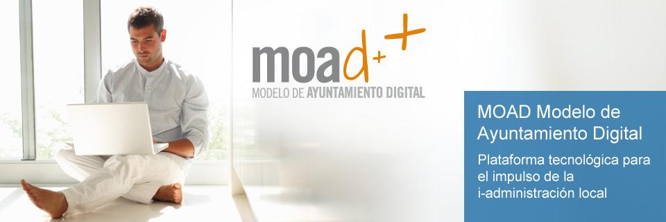 MOAD Modelo de Ayuntamiento Digital