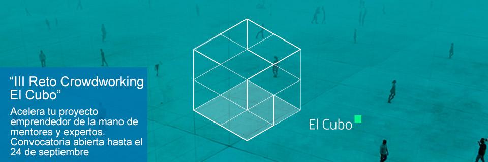 Reto crowdworking El cubo