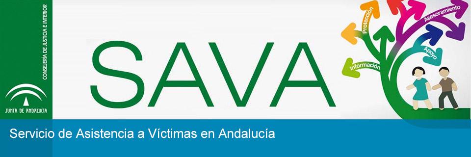 Servicio de Asistencia a Víctimas en Andalucía