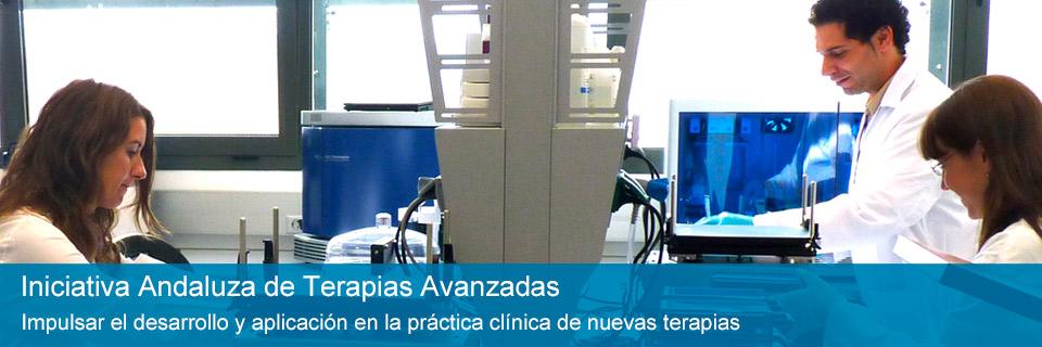 Iniciativa andaluza en terapias avanzadas