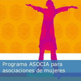 """Programa """"ASOCIA"""" para asociaciones de mujeres"""
