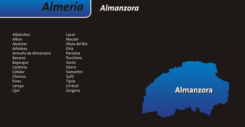 A A Almanzora