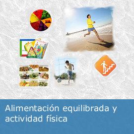 Alimentación equilibrada y actividad física