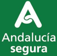 Icono A mayúscula. Andalucía Segura