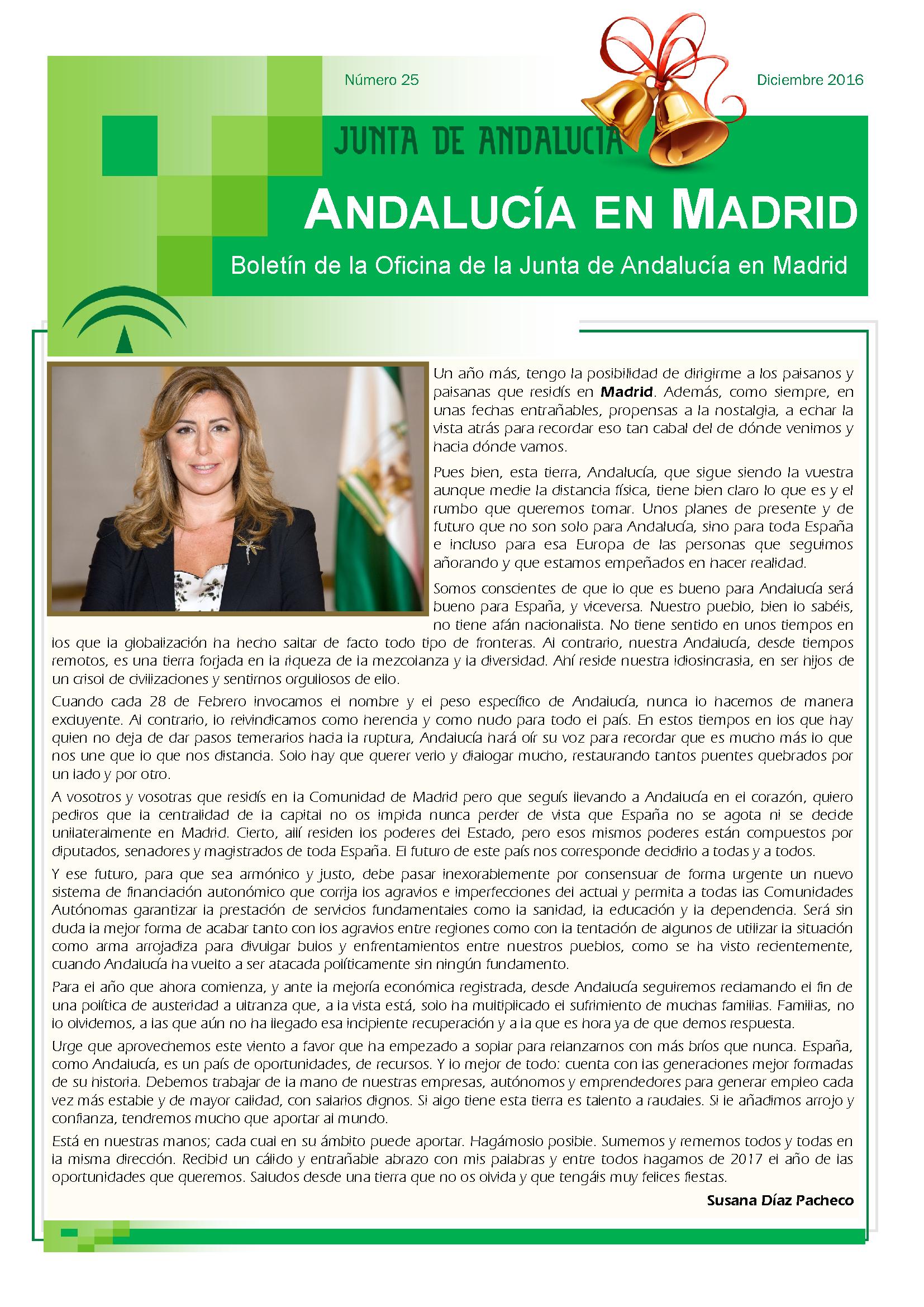 Junta de andaluc a oficina jda en madrid for Juntadeandalucia oficina virtual