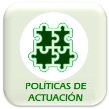 Políticas de actuación de la Consejería de Agricultura, Pesca y Desarrollo Rural