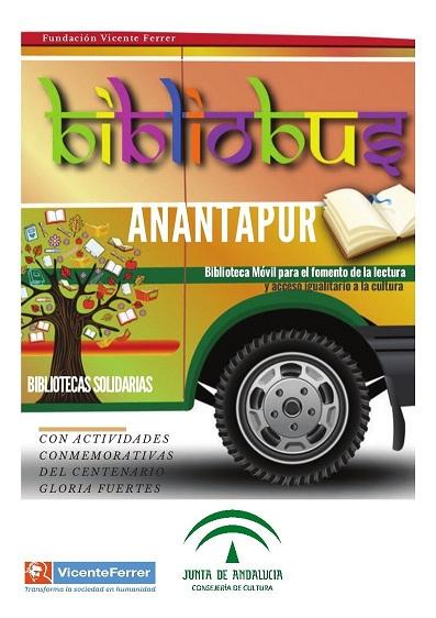 Bibliobús Anantapur