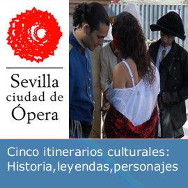 Sevilla, ciudad de ópera