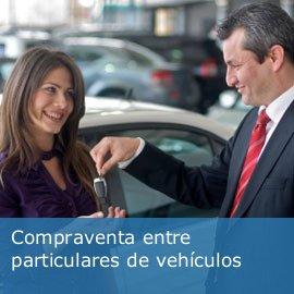 Compraventa entre particulares de vehículos usados