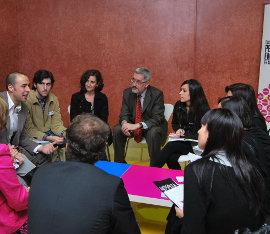 Antonio Ávila en el Día del Emprendedor de 2011