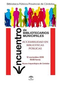 Encuentros Bibliotecarios Provinciales de Córdoba 2018