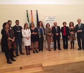 Sánchez Rubio destaca el papel del periodismo en la consolidación de Andalucía c