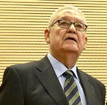 Rafael Escuredo presidió la Junta de Andalucía entre 1979 y 1984.