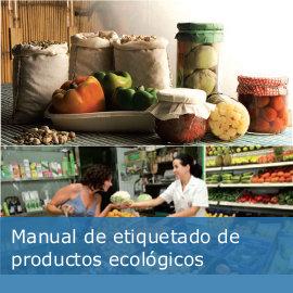 Manual para el etiquetado de productos ecológicos