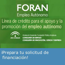 Financiación de inversiones y gastos corrientes: FORAN