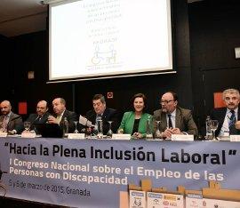 Sánchez Rubio destaca que la futura Ley de Derechos y Atención a Personas con Di