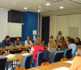 La Escuela Andaluza de Salud Pública forma a profesionales del IAM y el IAJ en l