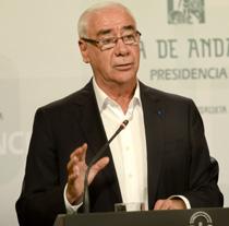 Luciano Alonso, consejero de Educación, Cultura y Deporte de la Junta.