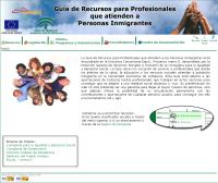 Enlace a la Guía de Recursos para Profesionales que atienden a las Personas Inmigrantes