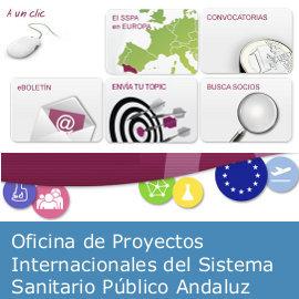 Oficina de Proyectos Internacionales del Sistema Sanitario Público de Andalucía